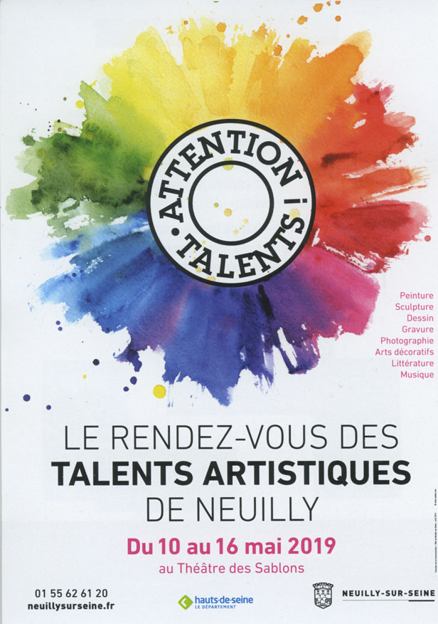 Attention Talents 2019
