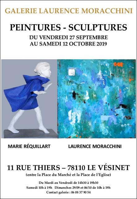 Galerie Laurence Moracchini 11 rue Thiers 78100 Le Vésinet